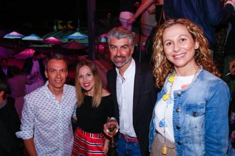 Xisco Moll, Aina Lopez, Cristian godoy, Ganí Lopez © La Siesta Press / J. Fernández Ortega