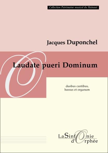 Laudate pueri Dominum