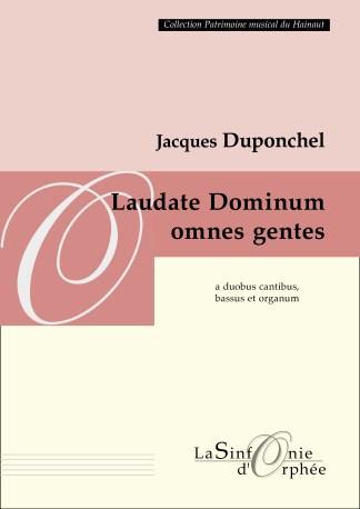 Laudate Dominum omnes gentes