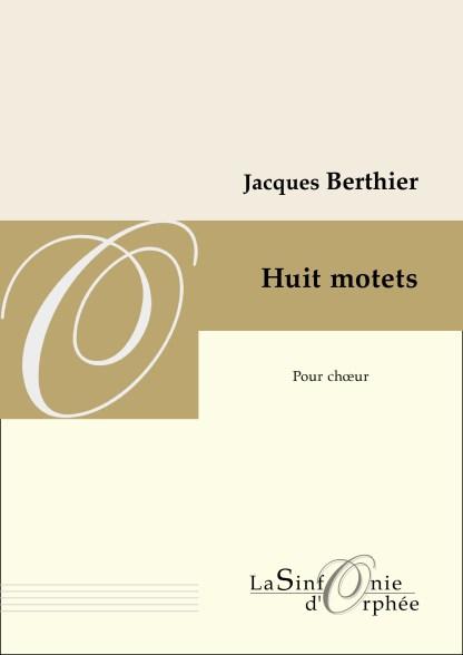 Jacques Berthier, motets
