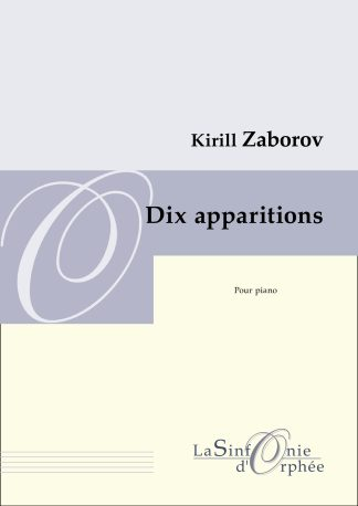 ZABOROV Kirill Dix apparitions