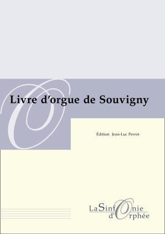 Livre d'orgue de Souvigny