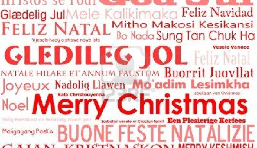 Como Decir Feliz Navidad En Holandes.Como Se Dice Feliz Navidad En Otros Idiomas La