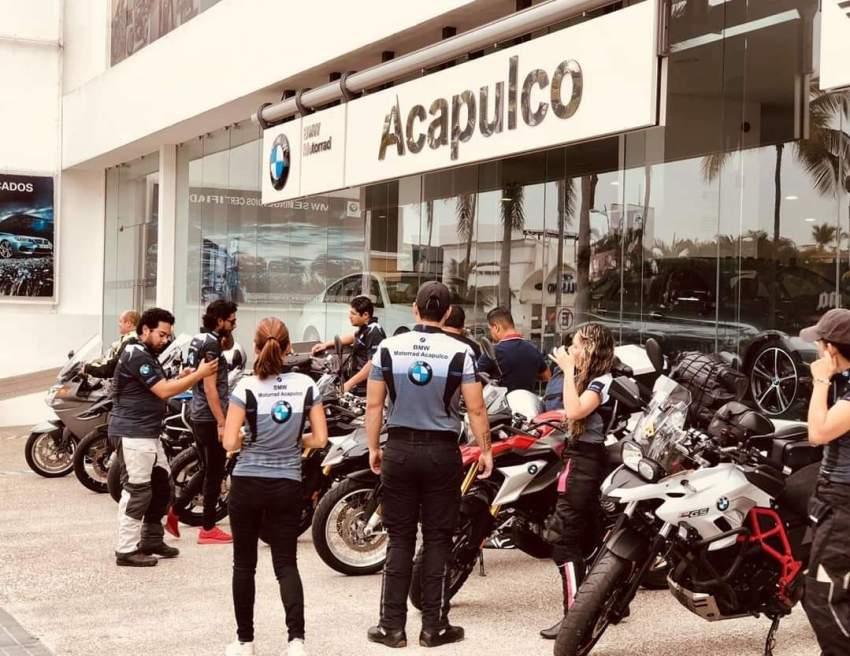 La vida social en el motociclismo, tendrá que esperar un poco más.