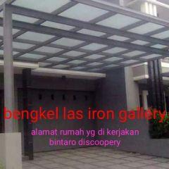 Kanopi Baja Ringan Atap Kaca Harga Pasang Di Cilandak Bengkel Las Jakarta