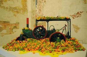 La Bella Emblada (The Hurtling Beauty) — CAAC Collection, 2007.