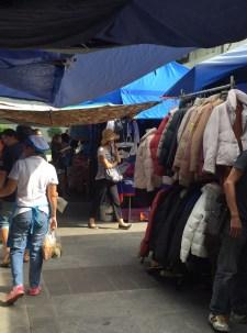 Winter coats! In Thailand!