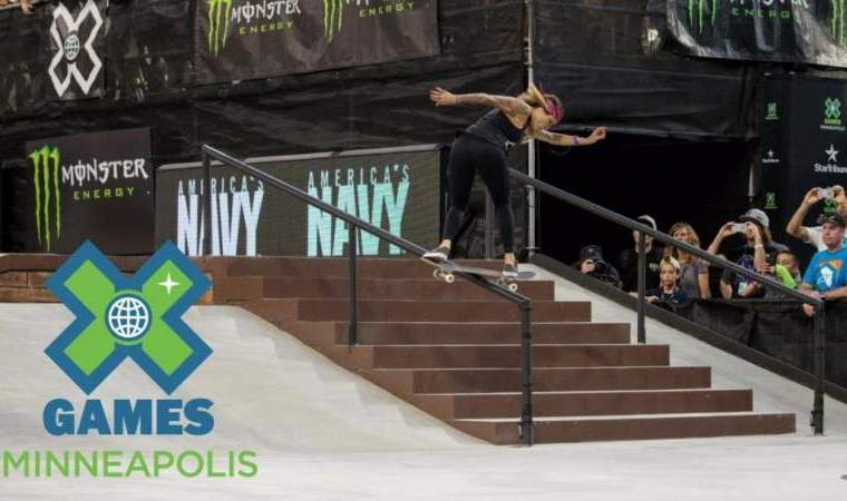 X-Games Minneapolis 2017
