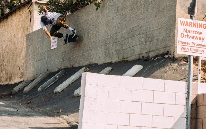 """""""VAN DOWN"""": Nouvelle vidéo de WKND Skateboards"""