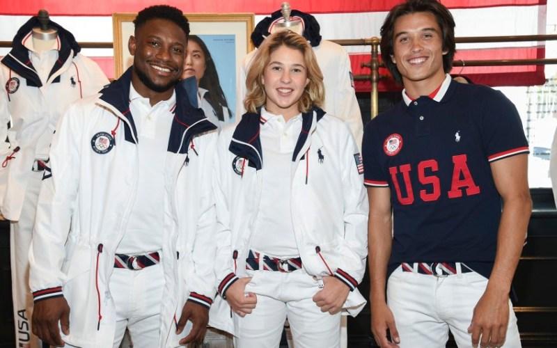 Ralph Lauren habillera l'équipe olympique américaine