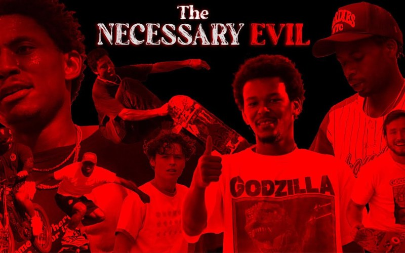 """Davonte Jolly's """"The Necessary Evil 001"""" Video"""