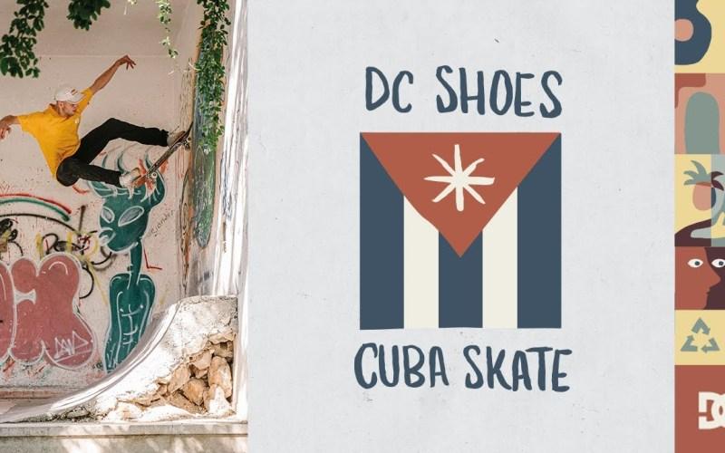 DC Shoes Cuba skate