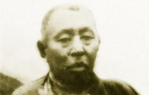 Tal vez la única fotografía que sobrevive de Paltrul Rinpoche