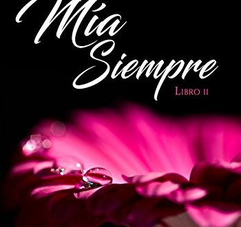 Flor M. Urdaneta autora de Mía Siempre