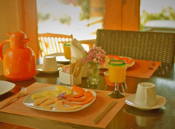Las Luciernagas Breakfast