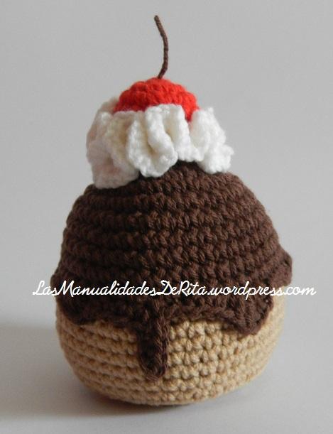 Cupcakes amigurumi (7)