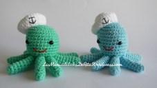 Pulpo amigurumi ganchillo crochet octopus (6)