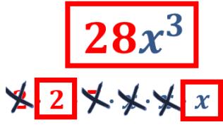 segundo término del ejemplo 3