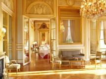 Interior Hotel De Crillon