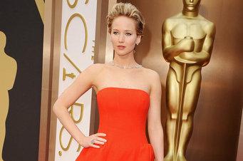 Ganadora del Oscar Jennifer Lawrence