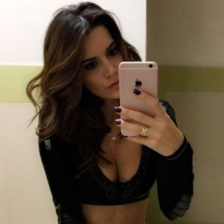 Renata Schiavinato selfie