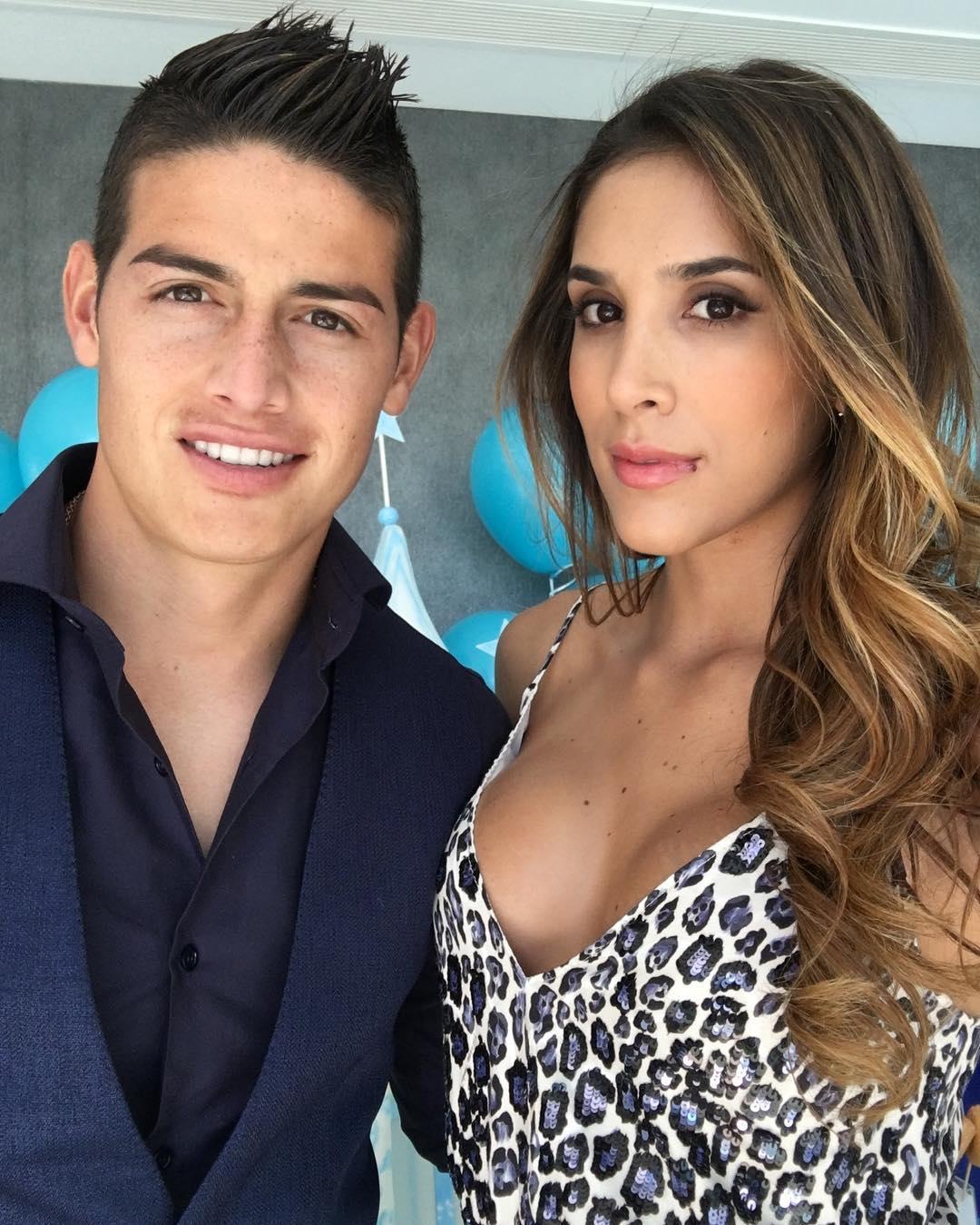 Daniela Ospina y James Rodríguez se separan