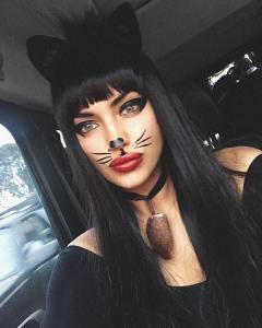 Halloween Irina Shayk