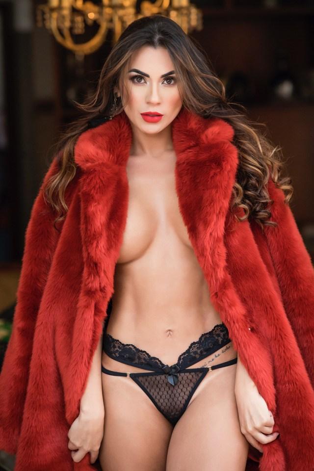 Mayra Adarme sensual