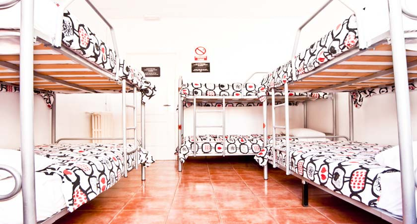 Habitaciones en Madrid  Las Musas