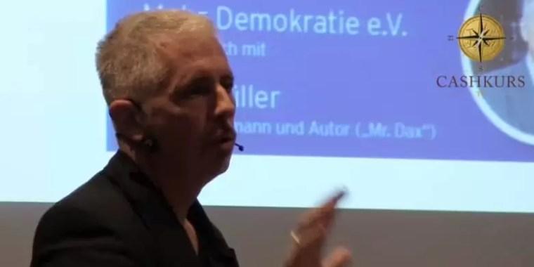 Dirk Müller - Basisdemokratie war nie gewollt - Was wir trotzdem tun können!