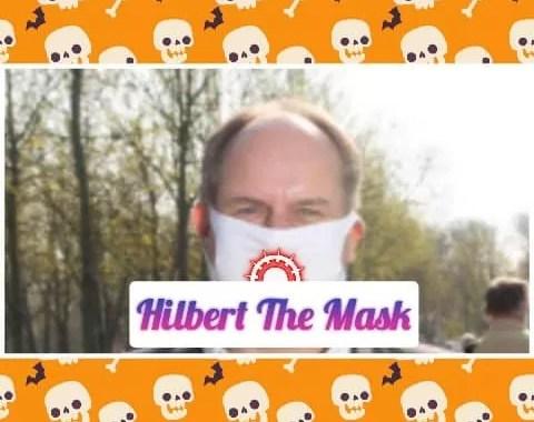 OB Hilbert The Mask
