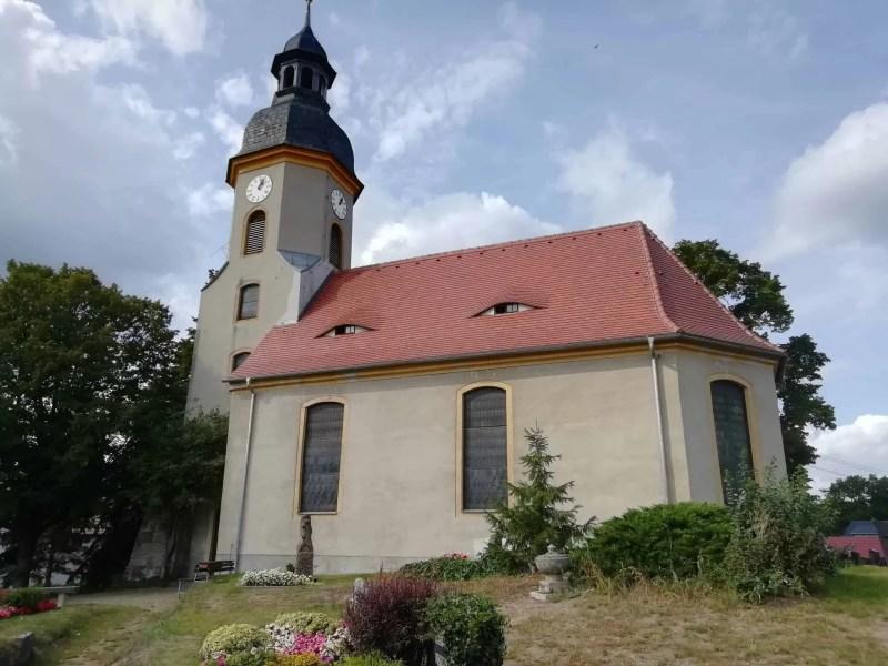 Grünberger Kirche