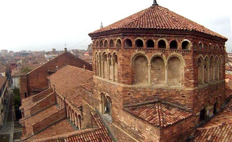 San Miguel Mayor en Pavía