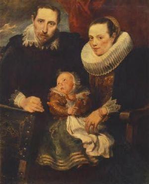 Miguel de Cervantes con Catalina de Salazar