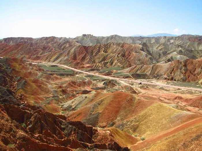 Parque Geológico Danxia