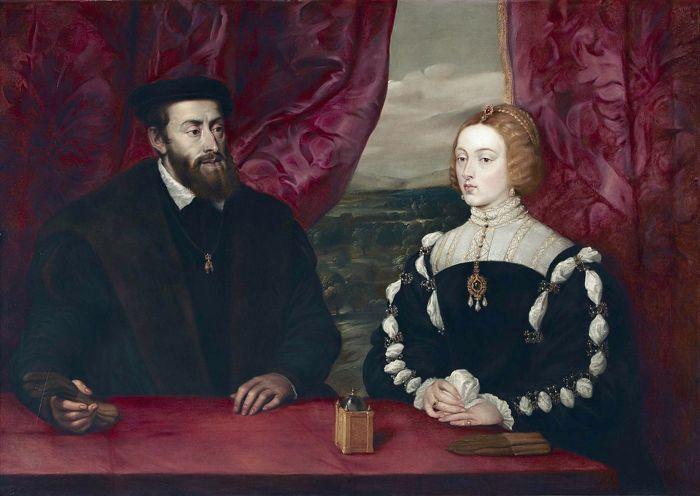 Carlos V e Isabel de Portugal