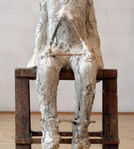La escultura del silencio