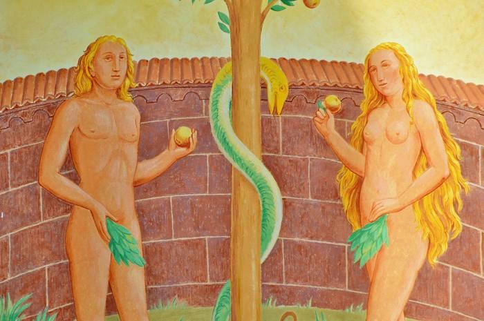 La energía y la materia... nuestros primeros padres