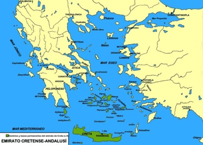 Emirato cretense-andalusí