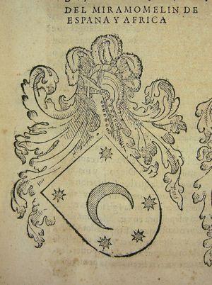 Escudo del Miramamolín