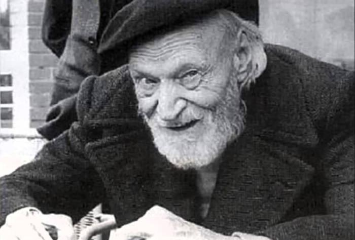 Giuseppe Ungaretti. La Piedad