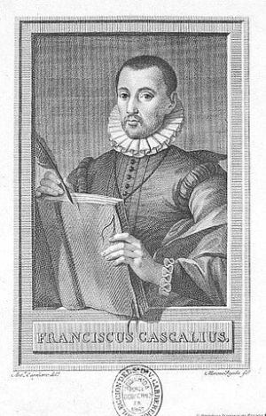 Francisco Cascales
