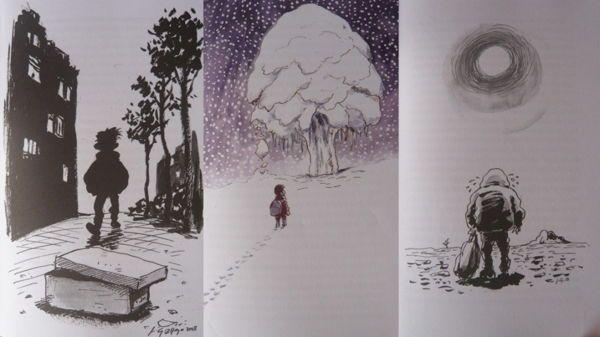 Ilustraciones de José maría Gallego