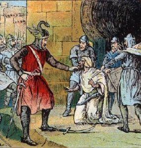 Jaime I conquista la Mallorca almohade