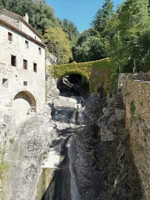 Le Celle en Cortona. La Toscana