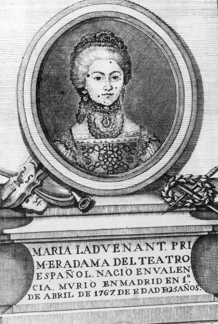 María Ladvenant y Quirante