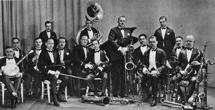 Paul Whiteman y su Orquesta