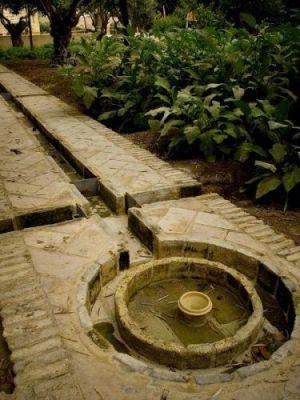 Sistema de riego y jardinería