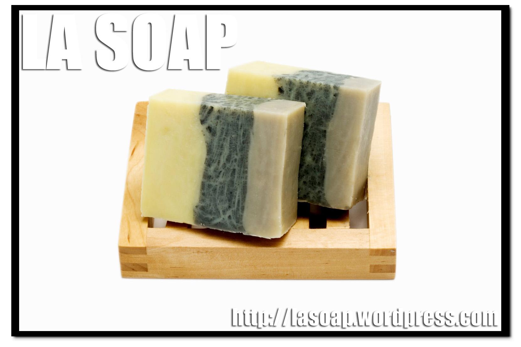 分層渲染皂系列 | LA SOAP 手工皂