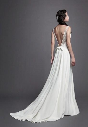 Robe de mariée Monceau Christophe-Alexandre Docquin - La Soeur de la Mariée - Blog mariage